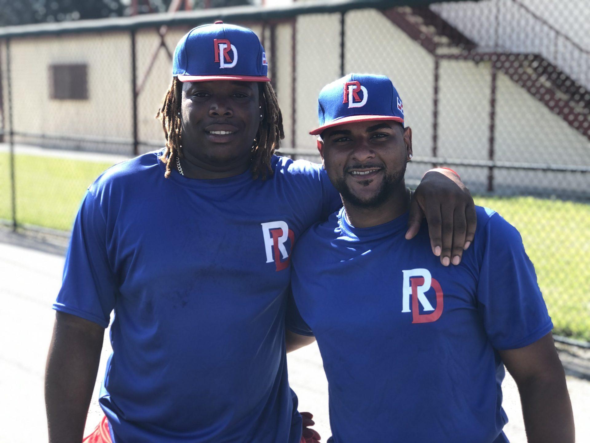 Jugadores afiliados a MLB se siguen reportando a equipo RD - Momento  Deportivo RD