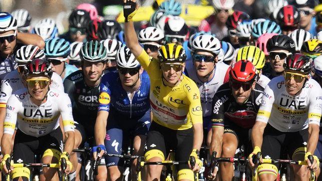 Pogacar pone a una generación a sus pies; bicampeón Tour Francia - Momento Deportivo RD